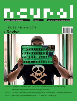 Neural Magazine Feature